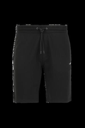 Jogger Shorts in Black CALVIN KLEIN