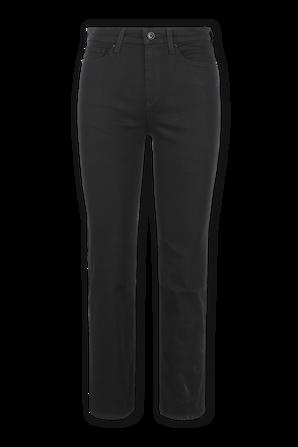 Nina High Rise Ankle Cigarette Jeans in Black RAG & BONE