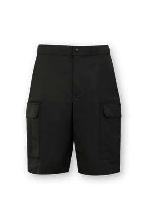 Classic Bermuda Pants in Black VALENTINO