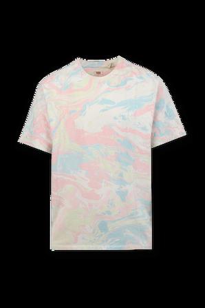 חולצת טאי דאי צבעונית LEVI`S