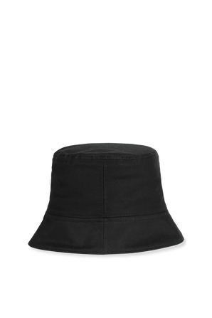 VLTN Classic Bucket Hat in Black VALENTINO