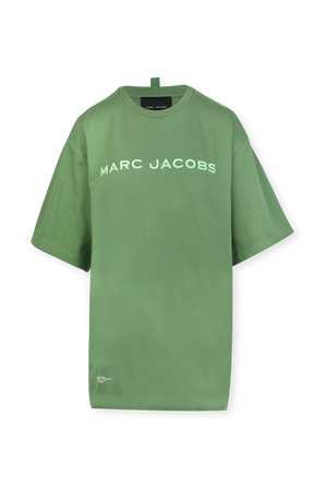 The Big T-Shirt in Green MARC JACOBS