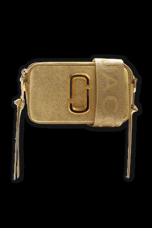The Snapshot DTM Metallic in Yellow Gold MARC JACOBS