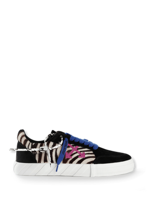 Arrow Zebra Sneakers OFF WHITE