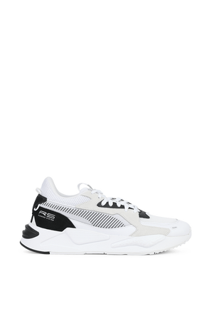 RS-Z Sneakers in Black and White PUMA