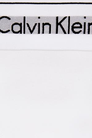White Bikini Briefs CALVIN KLEIN