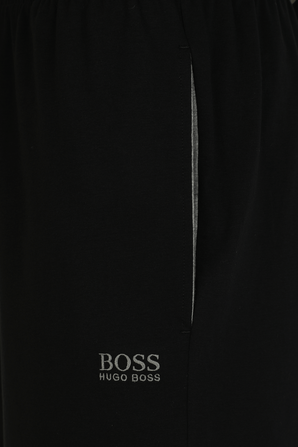 Mix And Match Bermuda Pants in Black HUGO BOSS INTERNATIONAL