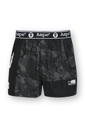 Graphic Print Boxer Trunk AAPE