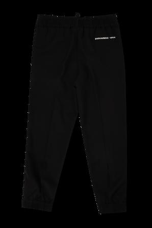 גילאי 4-16 מכנסיים עם כיסים מרוכסנים DSQUARED2 KIDS