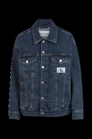 Dad Denim Jacket in Blue Wash CALVIN KLEIN