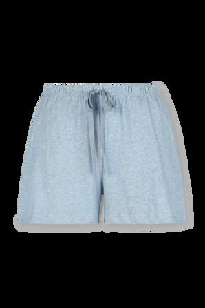 Casey Shorts in Blue SKIN