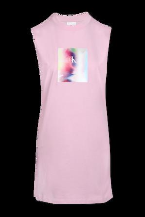 Pride - Tee Dress in Pink CALVIN KLEIN