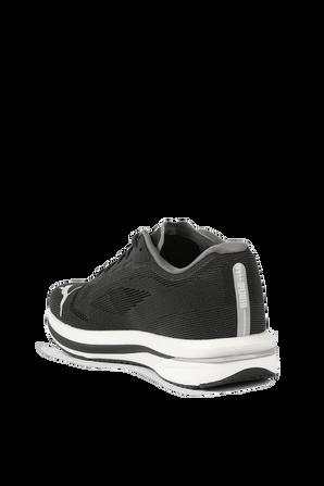 Velocity Nitro Running Shoes in Black PUMA