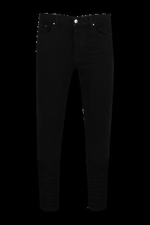 Slim Fit Jeans in Black AMIRI