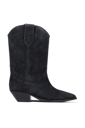Duerto Boots in Black ISABEL MARANT