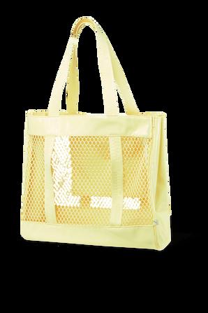 Shopper Bag in Yellow PUMA