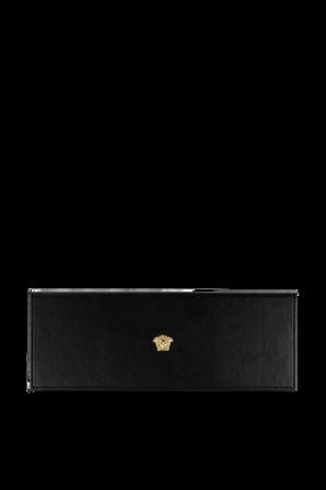 Decorative Rectangle Box in Black VERSACE