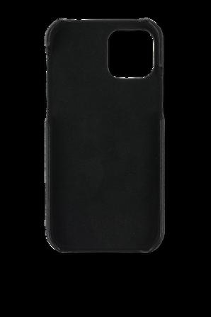 Iphone 12\12 Pro Cover in Black VALENTINO