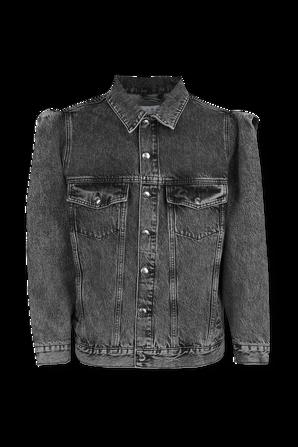 Chigny Structued Stone Wash Denim Jacket IRO