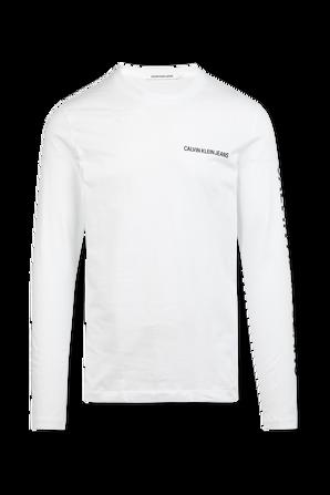 CK Long Shirt in White CALVIN KLEIN