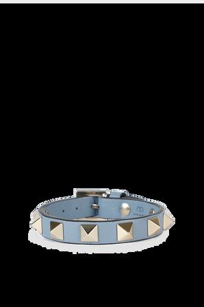Rockstud Bracelet in Light Blue VALENTINO