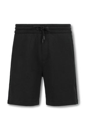 Side Logo Shorts in Black CALVIN KLEIN