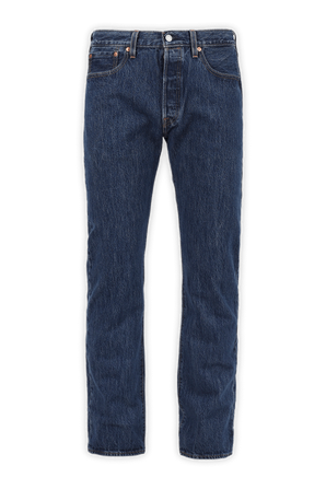 501 Slim Fit Jeans In Stone Wash LEVI`S