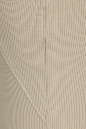 Essential Ribbed Dress in Grey RAG & BONE