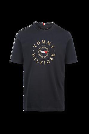 Icon T-Shirt in Dark Blue TOMMY HILFIGER