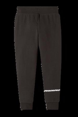 גילאי 2 - 8 מכנס גוג סנופי שחור PUMA KIDS