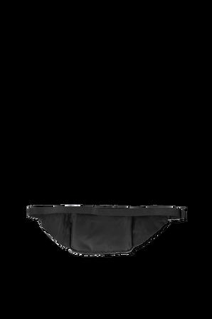 תיק פאוץ` לוגו שחור DSQUARED KIDS