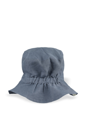 כובע באקט בצבע כחול LIEWOOD