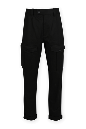 Chino Pants in Black ALEXANDER MCQUEEN
