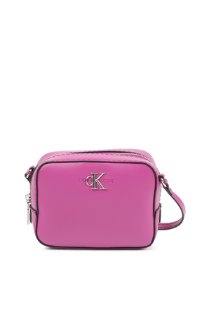 Small Crossbody Bag in Pink CALVIN KLEIN