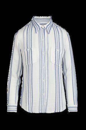 Kaya Striped Shirt NILI LOTAN