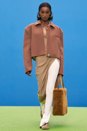 La veste in Brown JACQUEMUS