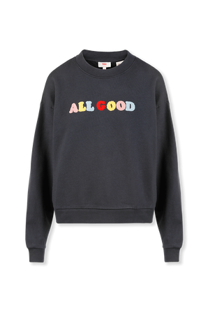 Crewneck Sweatshirt  in Black LEVI`S