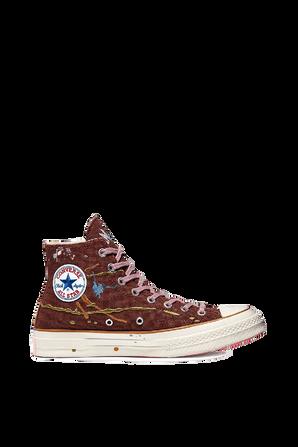 Chuck 70 Hi Cappuccino Base Sneaker CONVERSE