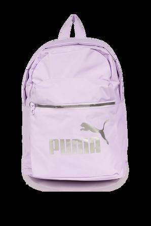 Puma College Backpack in Purple PUMA