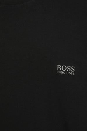 Classic Boss Tee in Black HUGO BOSS INTERNATIONAL