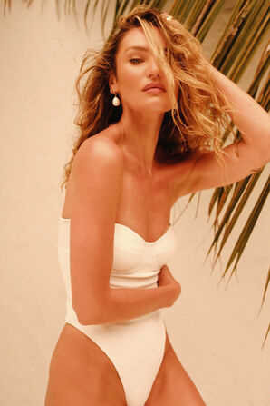 Margaux in White TROPIC OF C