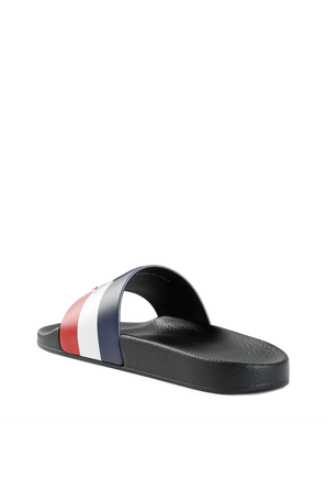 Basile Tricolor Strap Sandal MONCLER