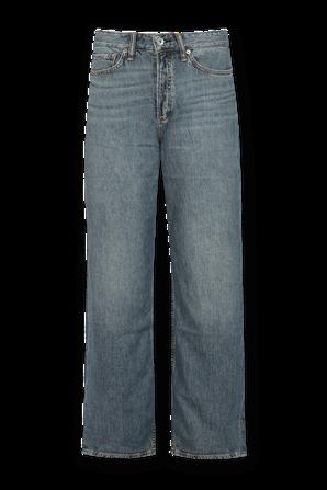 Logan Low-Rise Wide Leg Jean in Indigo RAG & BONE