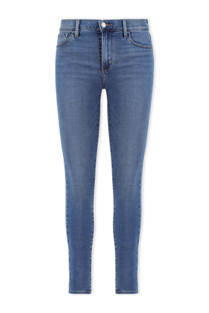 720 High Rise Super Skinny Jeans in Walking Contradiction LEVI`S