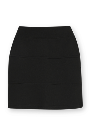 Downtown Mini Skirt In Black PUMA