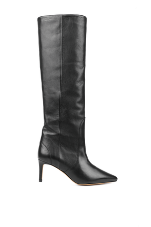 Hygie Boots in Black IRO