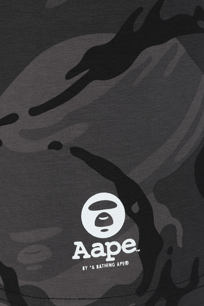 Graphic Print Trunk AAPE