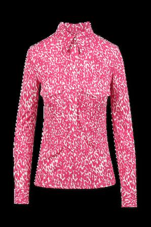 Print Shirt in Pink ISABEL MARANT