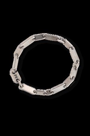 Trio Monolinka Bracelet in Silver M.COHEN