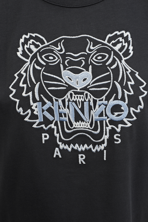 Iconic Tiger T-Shirt in Blue KENZO